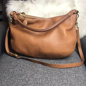 J Crew Biennial Hobo bag in brown